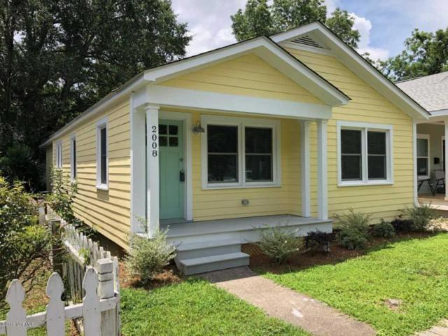 2008 Wolcott Avenue, Wilmington, NC 28403 (MLS #100120744) :: Harrison Dorn Realty