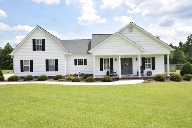 106 Plantation Creek Drive, Vanceboro, NC 28586 (MLS #100121390) :: The Keith Beatty Team