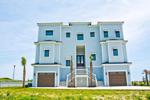 113 Ocean Bluff Drive, Indian Beach, NC 28512 (MLS #100121431) :: Berkshire Hathaway HomeServices Prime Properties