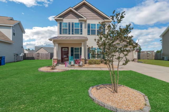 110 Lincolnton Court, Jacksonville, NC 28540 (MLS #100121652) :: RE/MAX Elite Realty Group