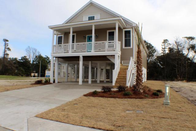 405 Ivy Lane, Carolina Beach, NC 28428 (MLS #100122477) :: The Keith Beatty Team