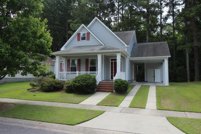 3706 Willow Run Drive, Greenville, NC 27858 (MLS #100122826) :: Century 21 Sweyer & Associates