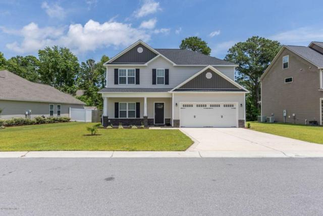 117 Regatta Way, Sneads Ferry, NC 28460 (MLS #100123040) :: Terri Alphin Smith & Co.