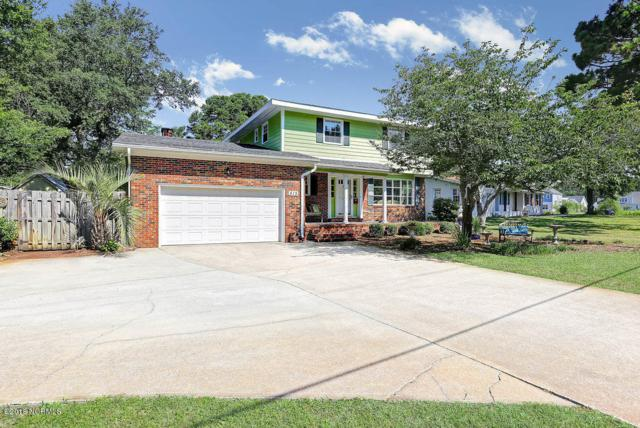 815 E Moore Street, Southport, NC 28461 (MLS #100123830) :: Courtney Carter Homes