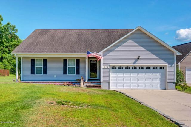 111 Farmgate Drive, Richlands, NC 28574 (MLS #100124136) :: Harrison Dorn Realty