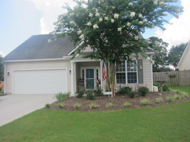 8813 Plantation Landing Drive, Wilmington, NC 28411 (MLS #100124451) :: Vance Young and Associates