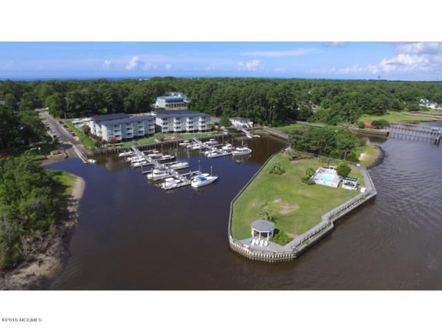5400 E Yacht Drive D1, Oak Island, NC 28465 (MLS #100124789) :: David Cummings Real Estate Team