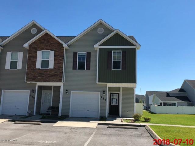 251 Caldwell Loop, Jacksonville, NC 28546 (MLS #100124806) :: RE/MAX Essential