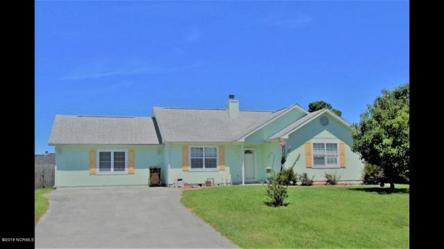 412 Dion Drive, Hubert, NC 28539 (MLS #100124850) :: Terri Alphin Smith & Co.