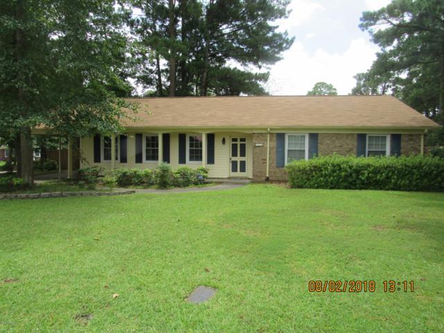 713 Shadowridge Road, Jacksonville, NC 28546 (MLS #100125743) :: Berkshire Hathaway HomeServices Prime Properties