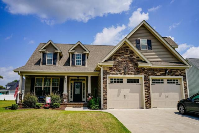 924 Mill Creek Drive, Greenville, NC 27834 (MLS #100126182) :: The Pistol Tingen Team- Berkshire Hathaway HomeServices Prime Properties