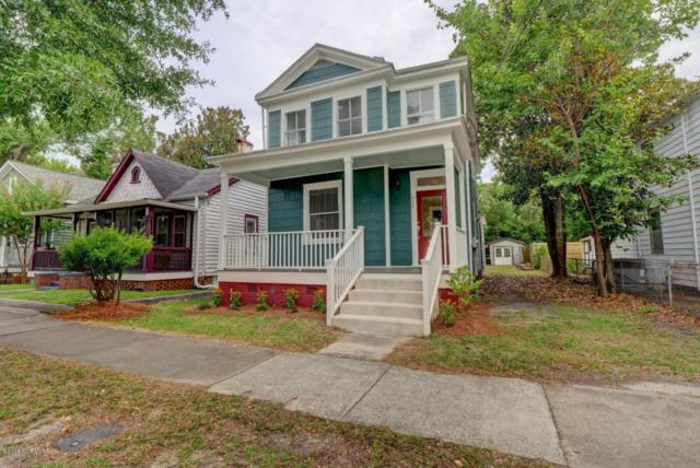 711 Grace Street, Wilmington, NC 28401 (MLS #100126447) :: Century 21 Sweyer & Associates
