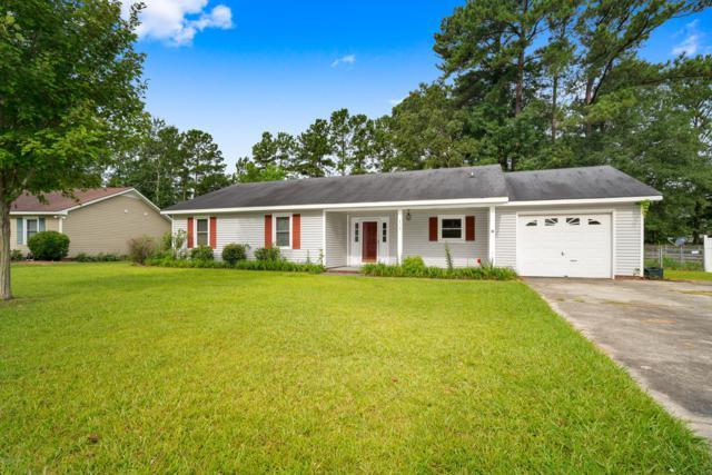 109 Berkshire Dr Drive, Havelock, NC 28532 (MLS #100126502) :: Harrison Dorn Realty