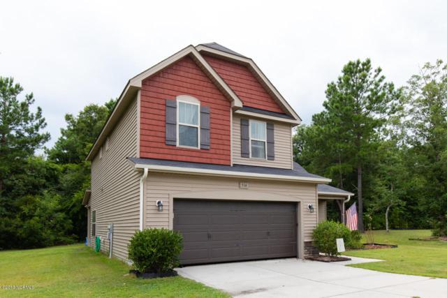 516 Pepperwood Lane, Hubert, NC 28539 (MLS #100126527) :: Century 21 Sweyer & Associates