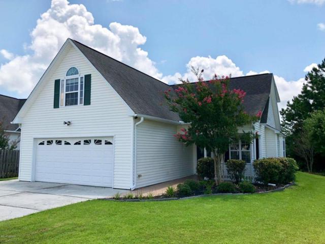442 Hanna Drive, Wilmington, NC 28412 (MLS #100126863) :: Coldwell Banker Sea Coast Advantage