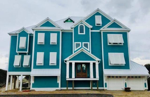 7607 Ocean Drive, Emerald Isle, NC 28594 (MLS #100127108) :: Century 21 Sweyer & Associates