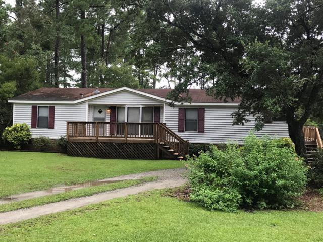 109 Longleaf Drive, Swansboro, NC 28584 (MLS #100127277) :: Chesson Real Estate Group