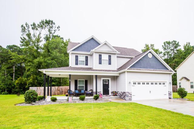 117 Cedar Ridge Drive, Maysville, NC 28555 (MLS #100127626) :: Courtney Carter Homes