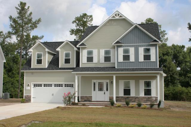 307 Channel Run Lane, Sneads Ferry, NC 28460 (MLS #100127641) :: Coldwell Banker Sea Coast Advantage