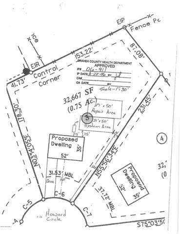 105 Howard Circle, Ernul, NC 28527 (MLS #100127741) :: Donna & Team New Bern
