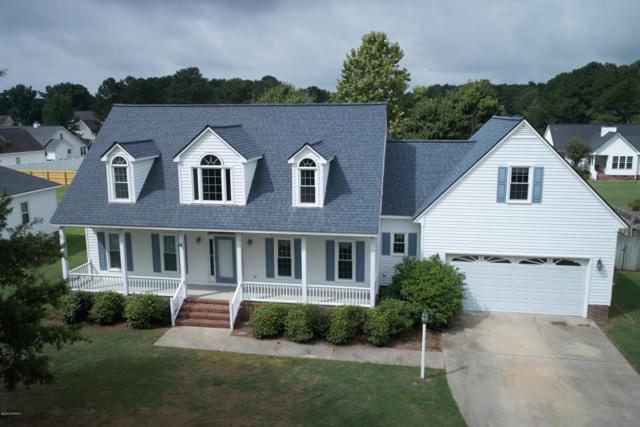 4406 Highmeadow Lane N, Wilson, NC 27896 (MLS #100127911) :: Terri Alphin Smith & Co.