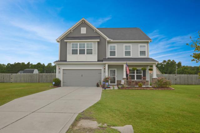 104 Moss Creek Drive, Jacksonville, NC 28540 (MLS #100127996) :: The Keith Beatty Team