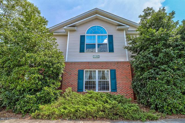 1402 Willoughby Park Court #7, Wilmington, NC 28412 (MLS #100128753) :: David Cummings Real Estate Team