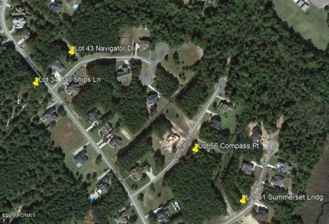 Lot 34 Tall Ships Lane, Hampstead, NC 28443 (MLS #100128784) :: Coldwell Banker Sea Coast Advantage