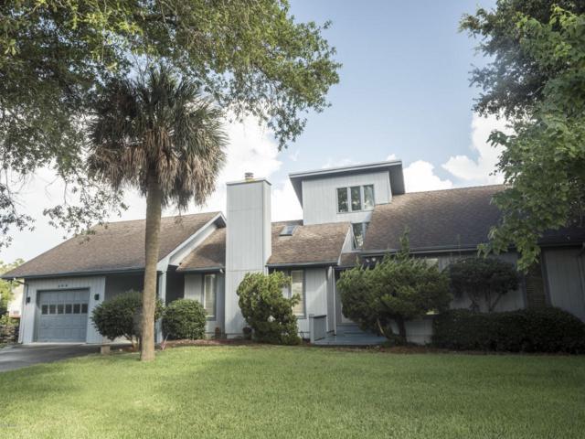 206 Sandfiddler E, Emerald Isle, NC 28594 (MLS #100128897) :: Berkshire Hathaway HomeServices Prime Properties