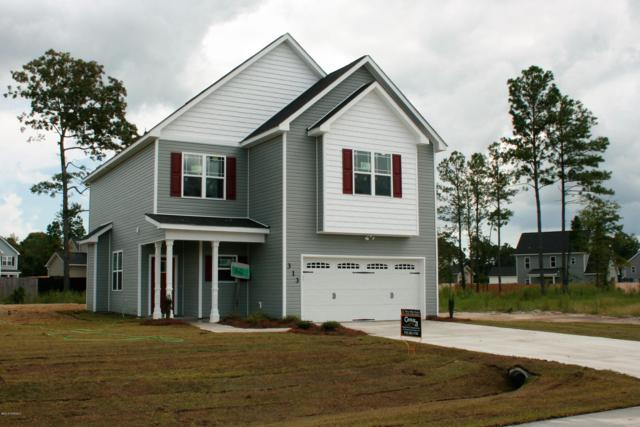315 Adobe Lane, Jacksonville, NC 28546 (MLS #100128961) :: Coldwell Banker Sea Coast Advantage
