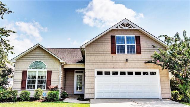 515 Azalea Drive, Hampstead, NC 28443 (MLS #100129163) :: Century 21 Sweyer & Associates