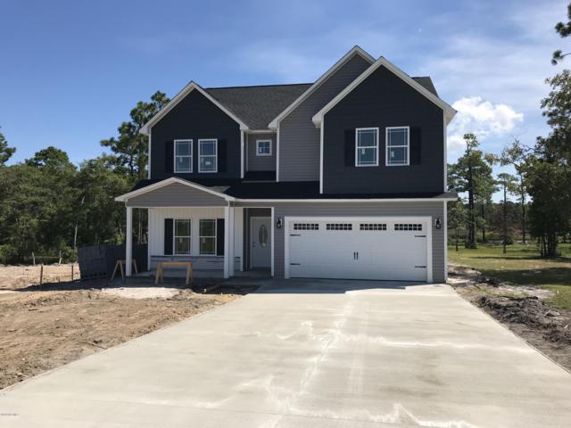 270 E Ivybridge Drive, Hubert, NC 28539 (MLS #100129180) :: Harrison Dorn Realty