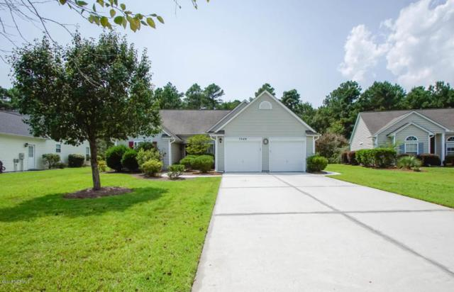7589 Dunbar Drive SW, Sunset Beach, NC 28468 (MLS #100130095) :: The Bob Williams Team
