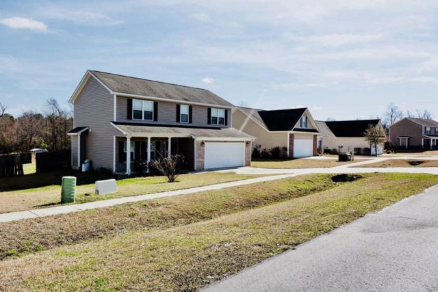 236 Emerald Ridge Road, Jacksonville, NC 28546 (MLS #100130163) :: The Keith Beatty Team