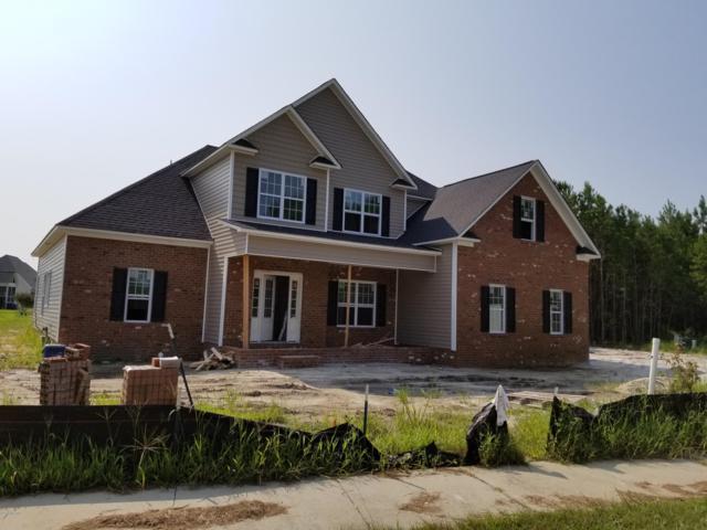 4008 Barrington Drive, Greenville, NC 27834 (MLS #100130185) :: Harrison Dorn Realty