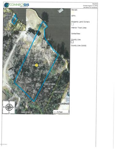 Lot Bay Drive, Chocowinity, NC 27817 (MLS #100130356) :: The Oceanaire Realty