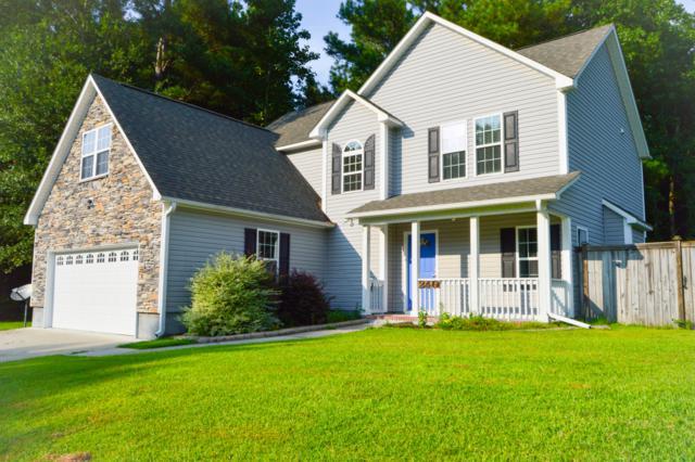 240 Blue Creek Farms Drive, Jacksonville, NC 28540 (MLS #100130366) :: RE/MAX Essential