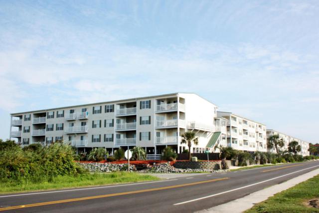 105 58th Street #1102, Oak Island, NC 28465 (MLS #100130459) :: David Cummings Real Estate Team