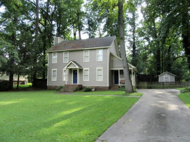 107 Gawain Road, Greenville, NC 27858 (MLS #100130723) :: Century 21 Sweyer & Associates