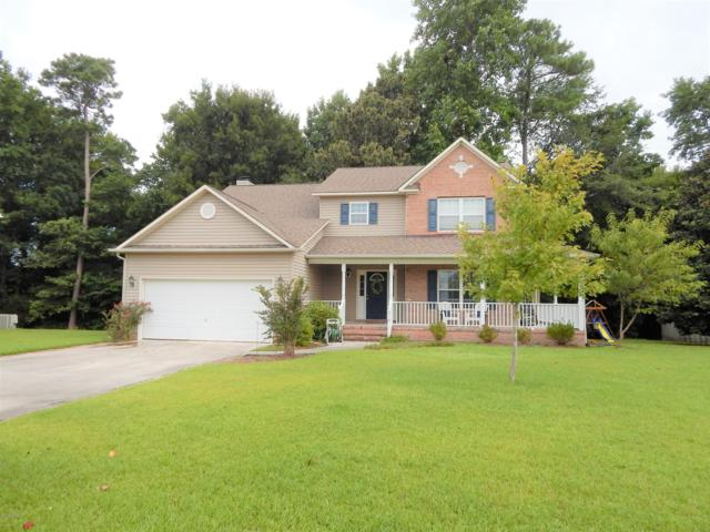 218 Newport Drive, Jacksonville, NC 28540 (MLS #100130932) :: Courtney Carter Homes