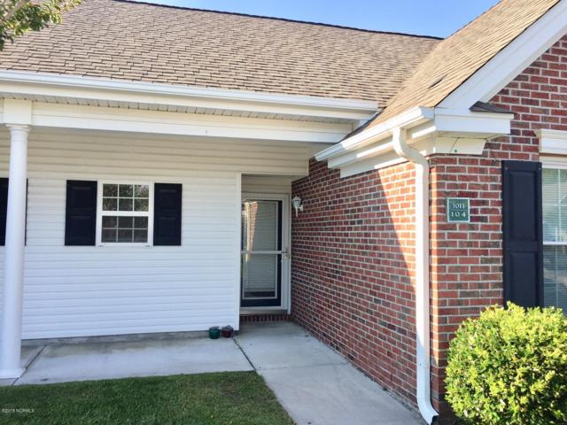 3011 Lauren Place Drive #104, Wilmington, NC 28405 (MLS #100131142) :: RE/MAX Elite Realty Group