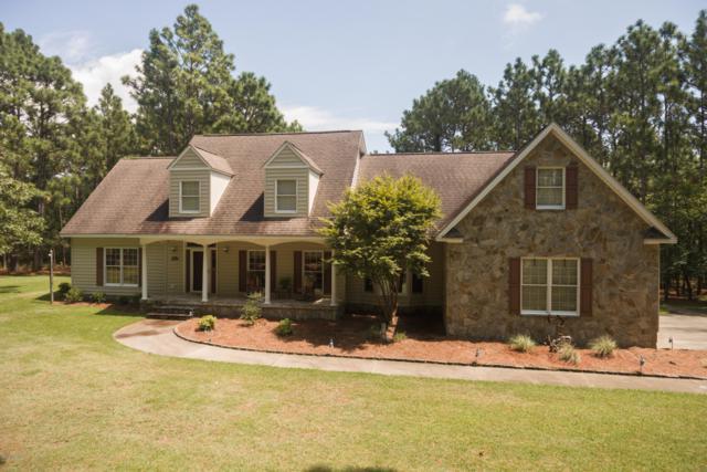 275 Sandhills Drive, Newport, NC 28570 (MLS #100131484) :: The Bob Williams Team