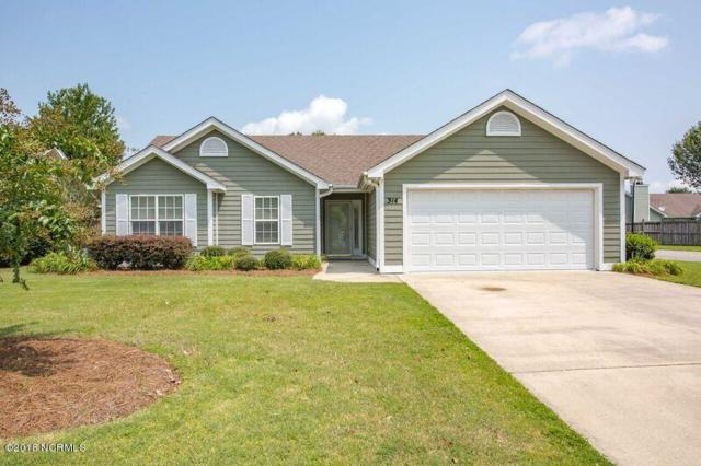 314 Smallwood Court, Wilmington, NC 28411 (MLS #100131514) :: The Oceanaire Realty