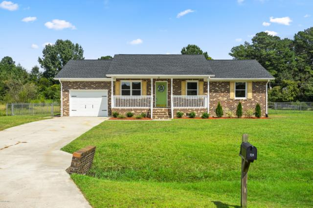 104 Quail Hollow Drive, Jacksonville, NC 28540 (MLS #100131986) :: RE/MAX Elite Realty Group