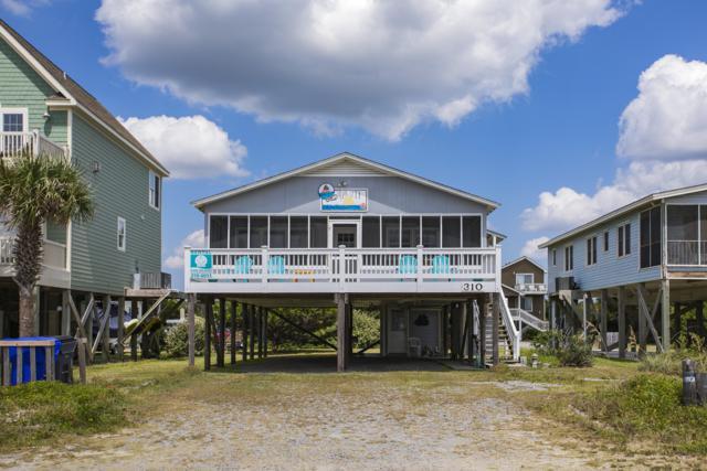 310 E Beach Drive, Oak Island, NC 28465 (MLS #100132012) :: Century 21 Sweyer & Associates