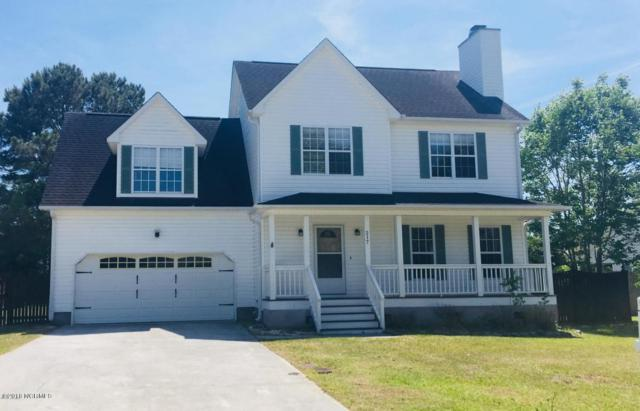 217 Derby Downs Drive, Sneads Ferry, NC 28460 (MLS #100132223) :: The Oceanaire Realty