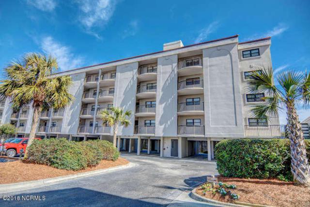 2400 N Lumina Avenue N #1401, Wrightsville Beach, NC 28480 (MLS #100132267) :: Vance Young and Associates