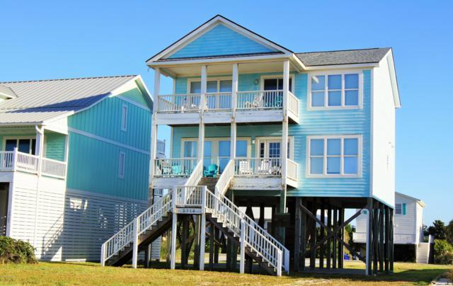 2318 W Beach Drive, Oak Island, NC 28465 (MLS #100132366) :: RE/MAX Essential