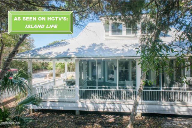 663 Wash Woods Way, Bald Head Island, NC 28461 (MLS #100132658) :: Century 21 Sweyer & Associates
