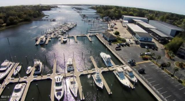 6338 Oleander (36Ft Bradley Creek) Pier 1 - #37, Wilmington, NC 28403 (MLS #100133377) :: Coldwell Banker Sea Coast Advantage